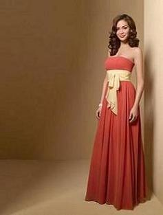 Dress Barn Dresses on For Bridesmaid Dresses  Brides Usually Go With A T Length Dress