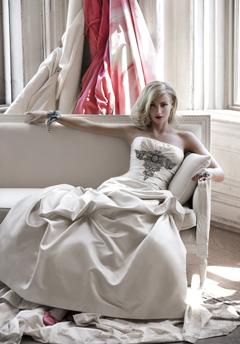 rivini wedding dress