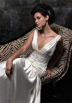stephen yearick wedding dress