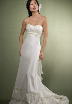 adele wechsler wedding dress
