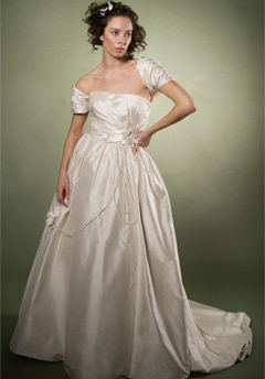 adele wechsler wedding dress