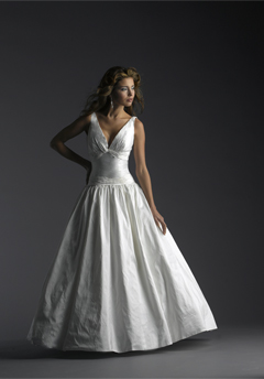 bellissima couture wedding dress