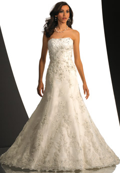 wedding dresses moonlight