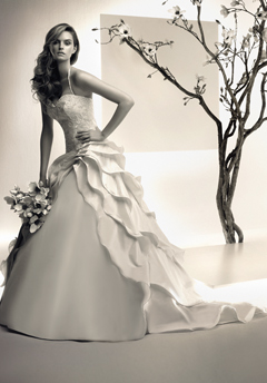 Moderate Wedding Dresses Does The Dress Fit