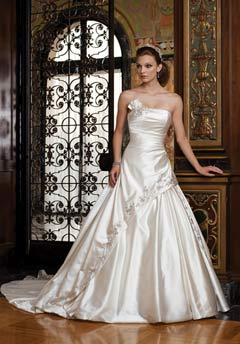 sophia tolli wedding dress