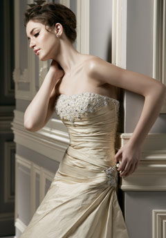 anjolique bridal wedding dress