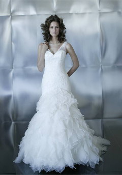 bellissima wedding dress