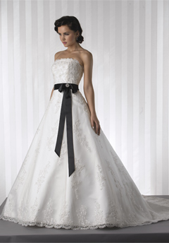 dere kiang wedding dress