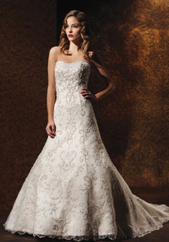 essence collection wedding dress