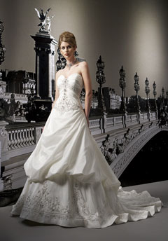 jasmine couture wedding dress