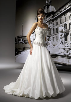 jordan couture wedding dress