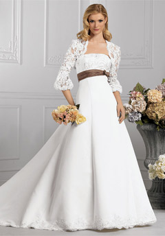 jordan bridal wedding dress