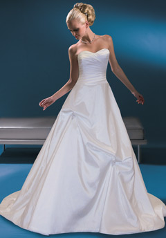moonlight wedding dress
