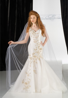 lynn collection wedding dress