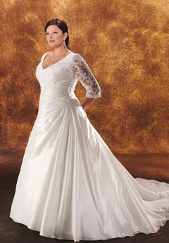 unforgettable by bonny wedding dress