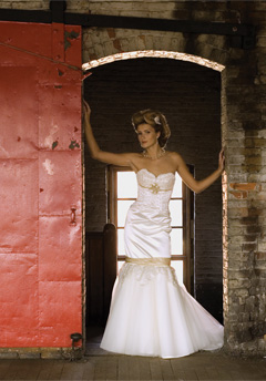 janell berte couture wedding dress