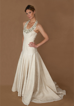 lela rose wedding dress