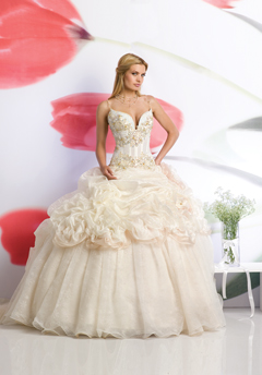 my lady design wedding dress