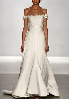 vineyard collection wedding dress
