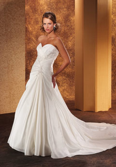 bonny wedding dress