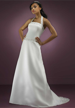 landa wedding dress